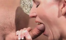 Horny Amateur Mom Gets Picked Up And Fucked On Camera