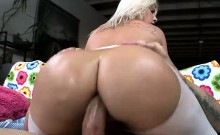 Phat Assed Athletic Chick Kimmy Olsen Fucked After Work Out